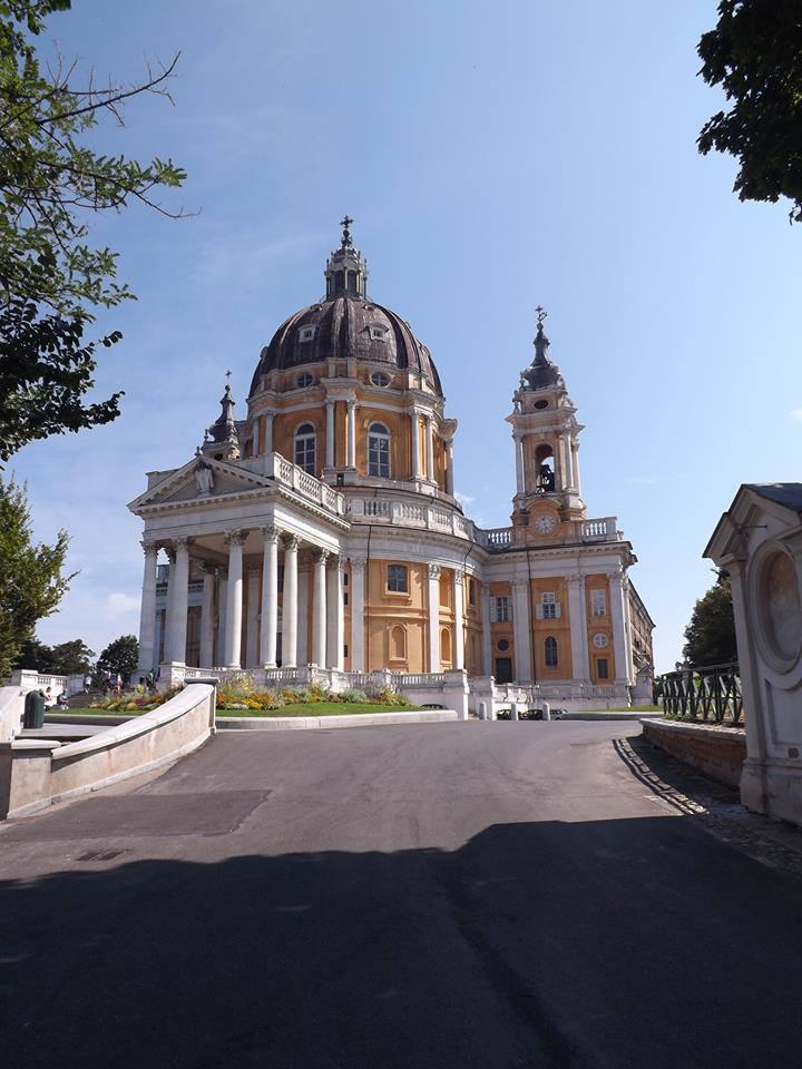La magnifica Basilica di Superga