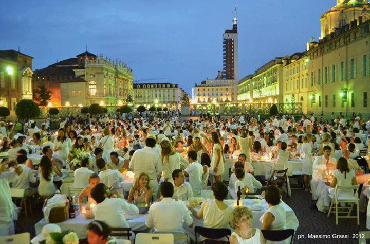 Torino mi sembra la città più graziosa d'Italia