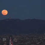 Wonderful -  La Luna piena su Torino
